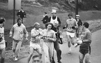 Histoire de l'évolution du sport féminin
